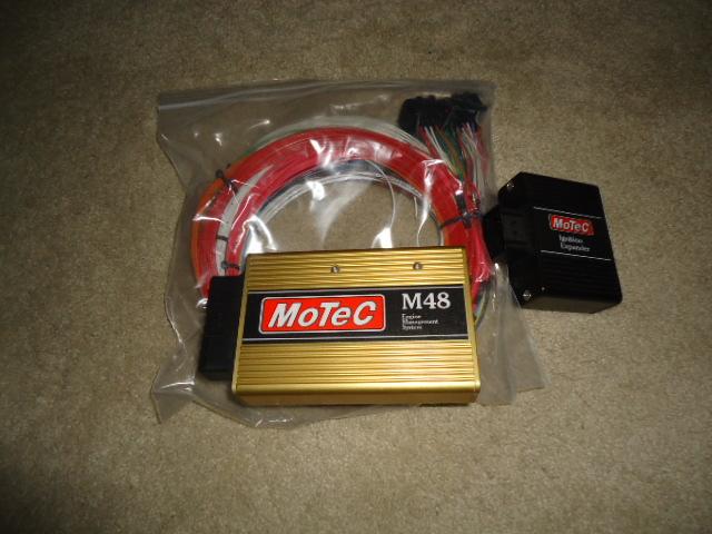 MoTeC M48 Setup